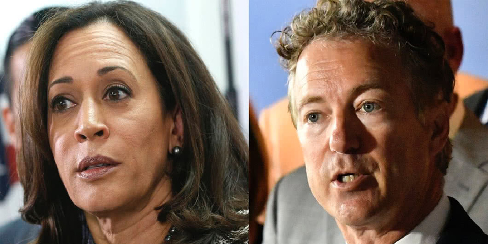 Statement on Senators Kamala Harris' and Rand Paul's  Pretrial Integrity and Safety Act