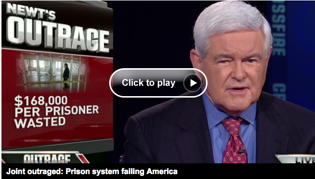 CNN: Seize the moment to reform our failed prison system