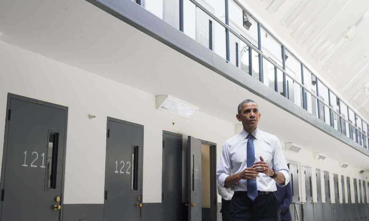 Obama made progress on criminal justice reform. Will it survive the next president?