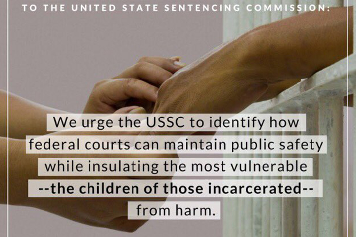 LETTER: Alleviating the Impact of Parental Incarceration on Children through Sentencing Reform