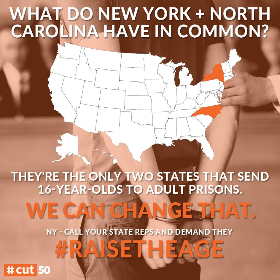 #RaiseTheAge: We Won!