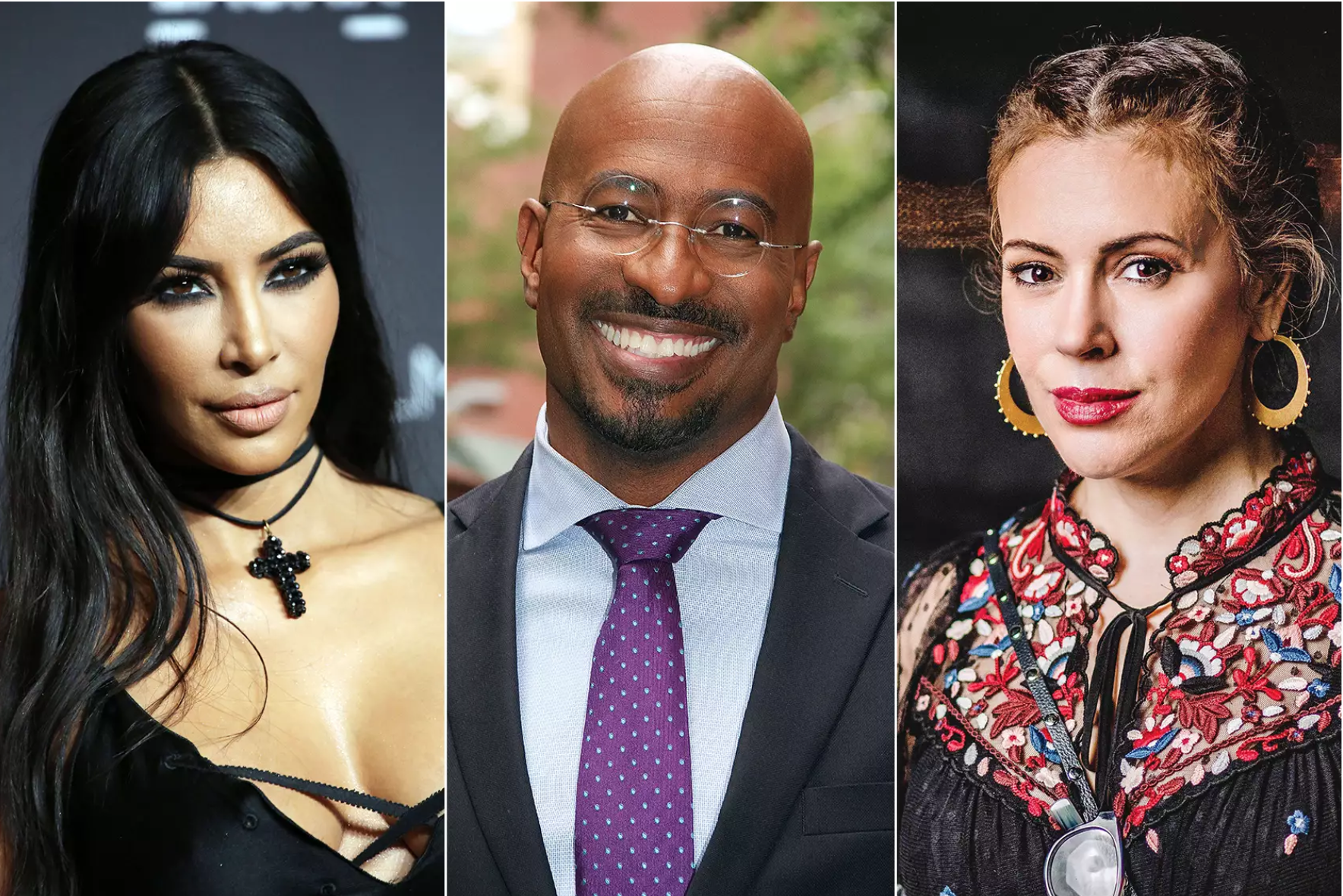 Rolling Stone Exclusive: Kim Kardashian, Alyssa Milano, Van Jones Among 50+ Celebrities Lobbying for Prison Reform Legislation