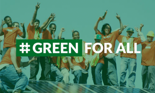 Green For All Green New Deal