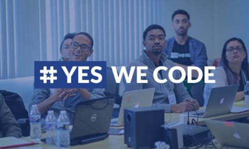 #YesWeCode