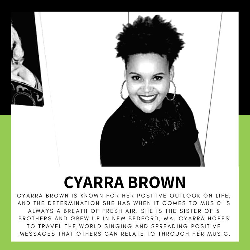 Cyarra Brown