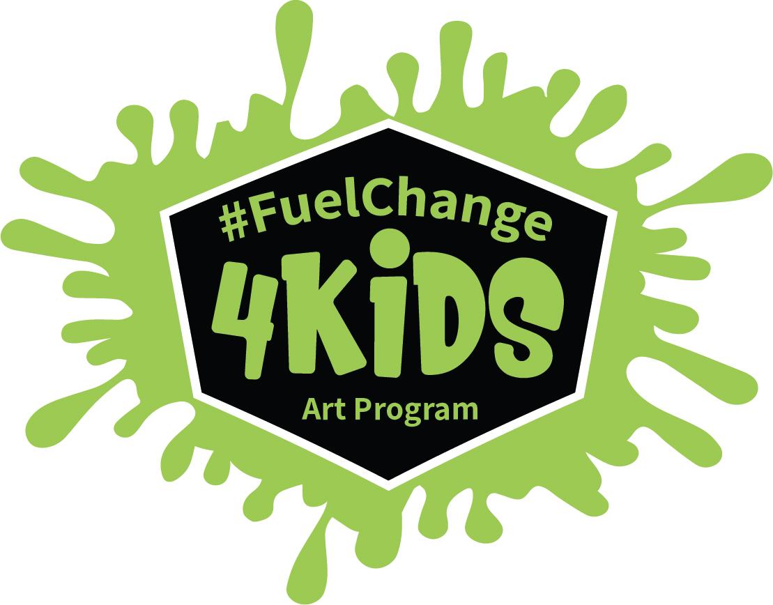 #FuelChange 4 Kids Art Program