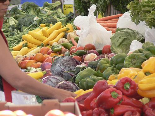 Belmont Farmer's Market