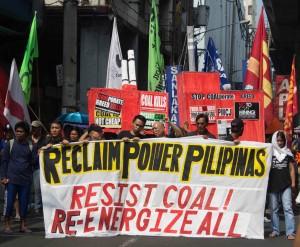 Coal Action Manila