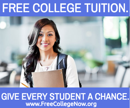 Why Free College Now? - The Campaign for Free College Tuition