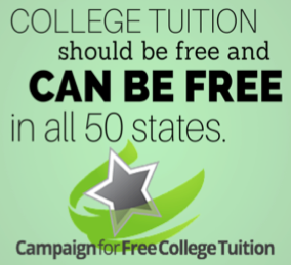 Five Slides that Make Our Point - The Campaign for Free College Tuition