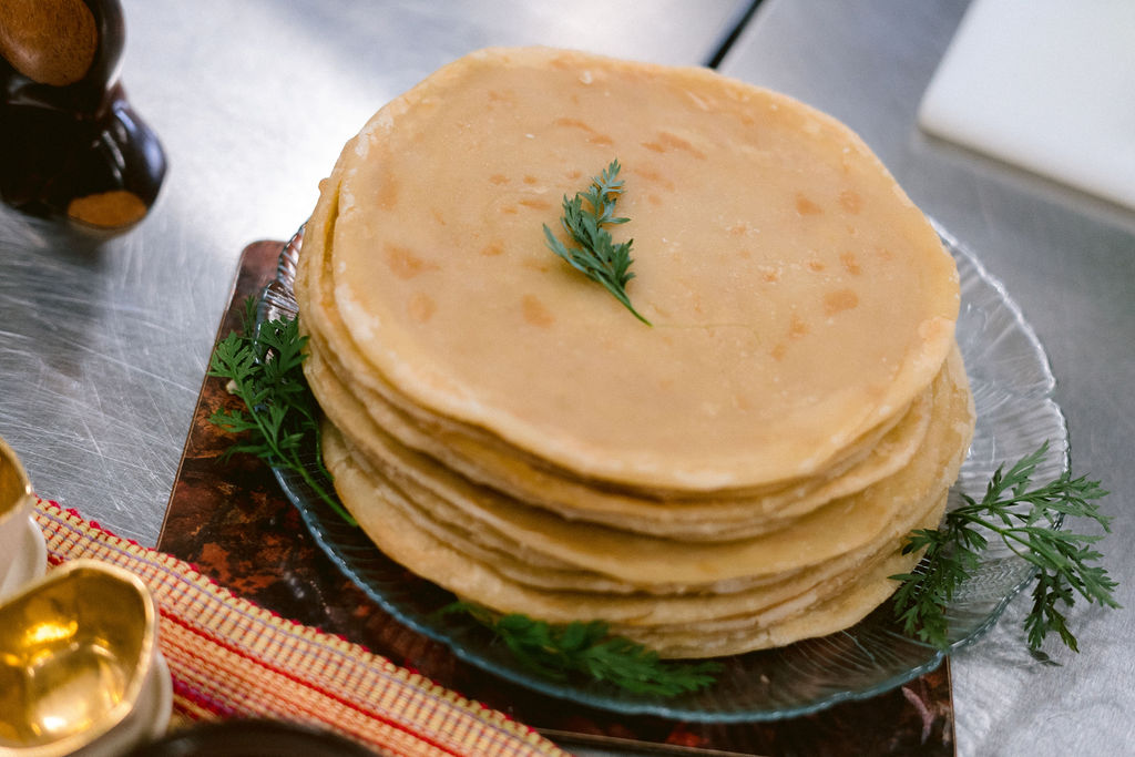 Mama Africa Catering - Chapati