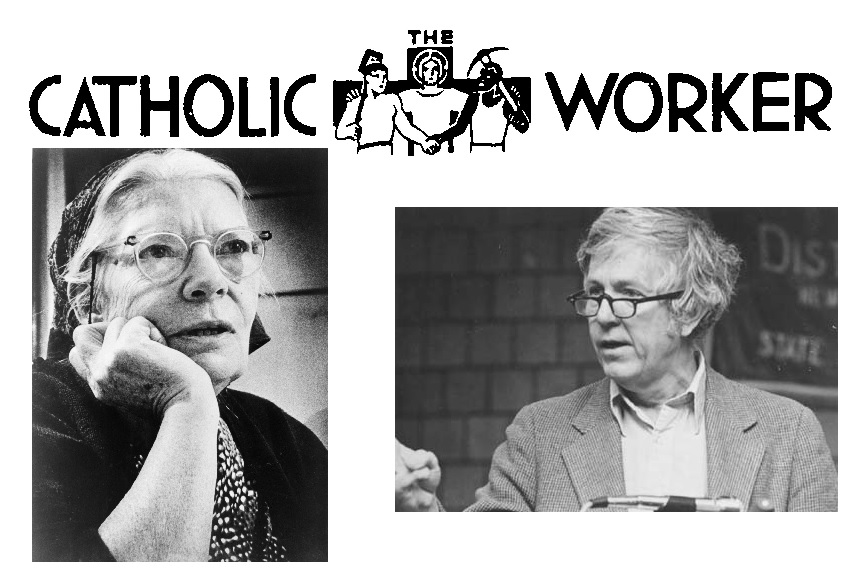 Catholic Worker, Dorothy Day, Michael Harrington