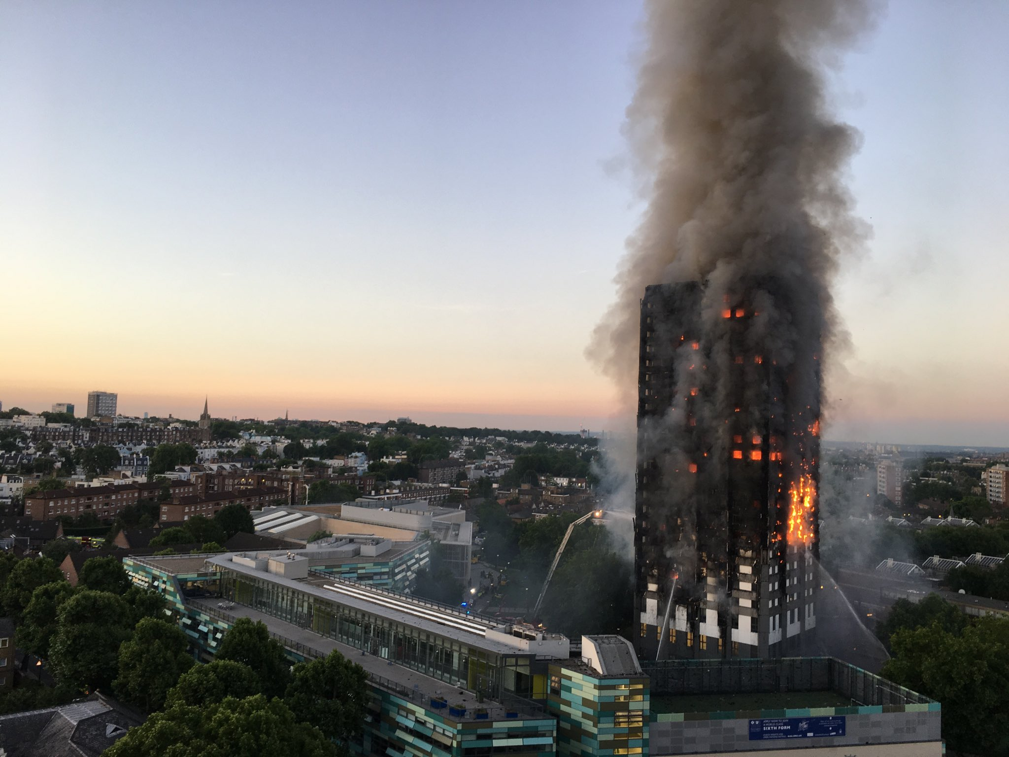 After Grenfell: Big Profiteers and the Cladding Crisis