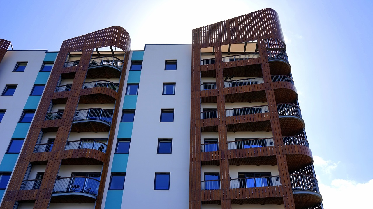 Dangerous Flammable Cladding and Student Halls: How worried should we be?