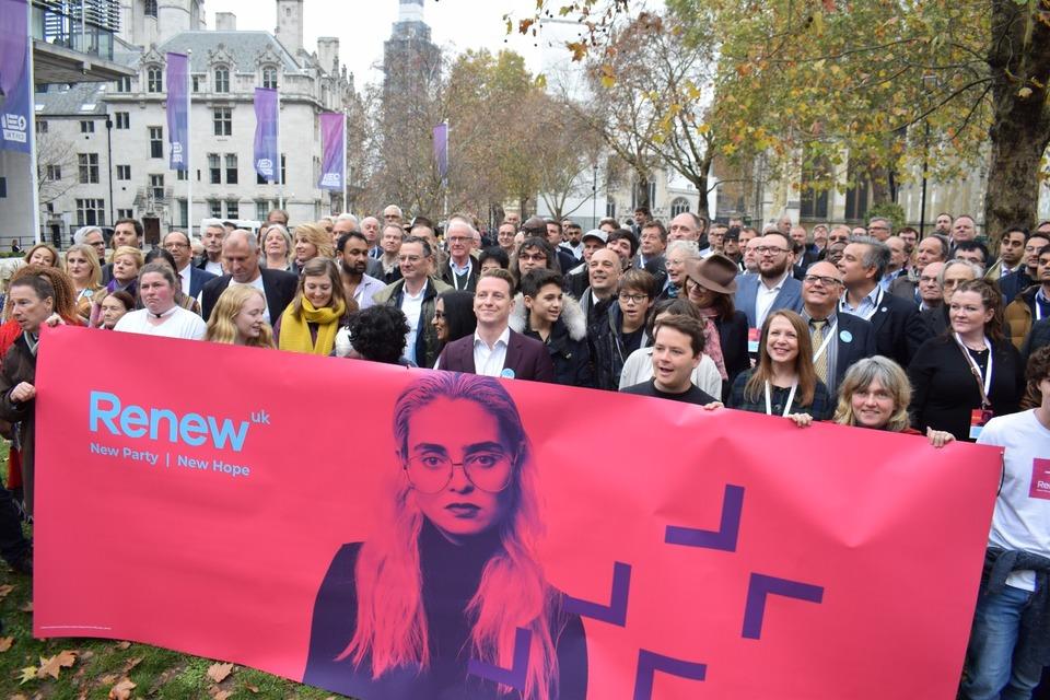 Renew Meeting Edinburgh - Saturday 9th November