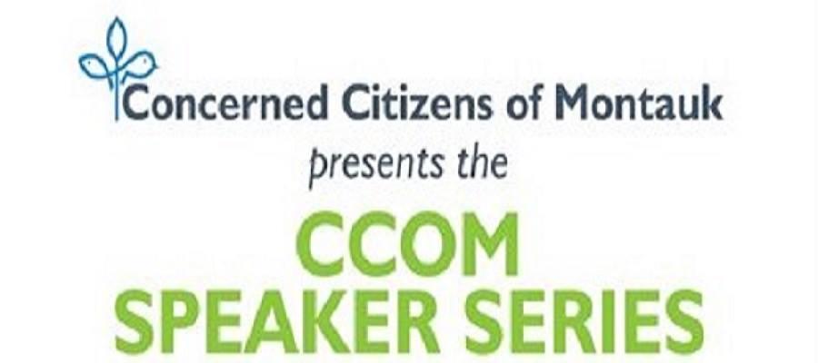 CCoM Speaker Series