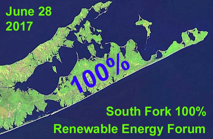 South Fork 100% RE Forum 2017
