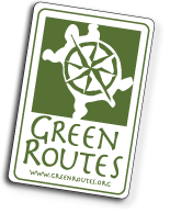 Green Routes Card