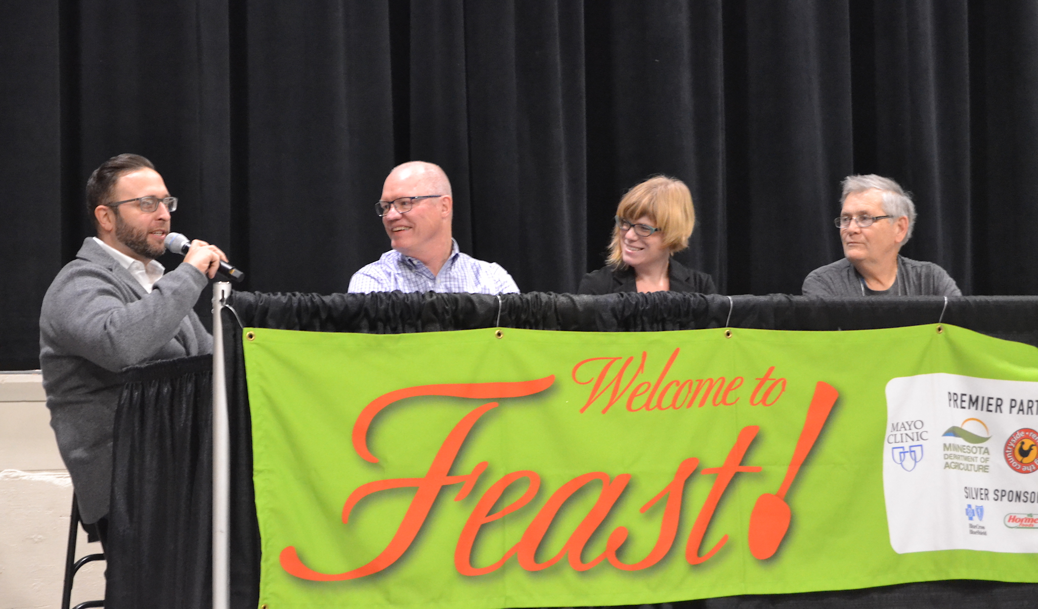Feast! Local Foods Marketplace - Tradeshow 2018