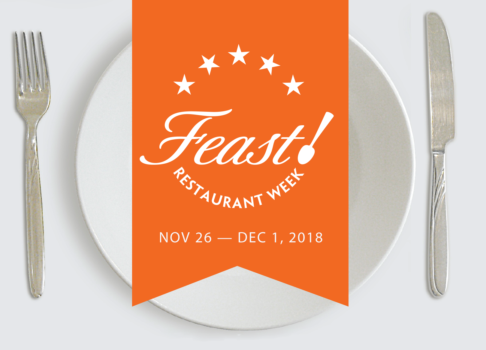 FEAST Restaurant Week 2018