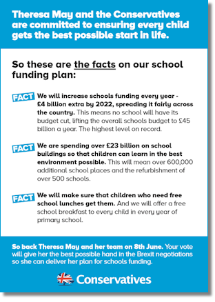 The facts: School Funding