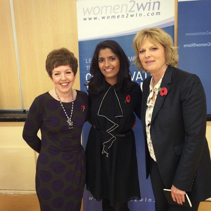Women2Win Event