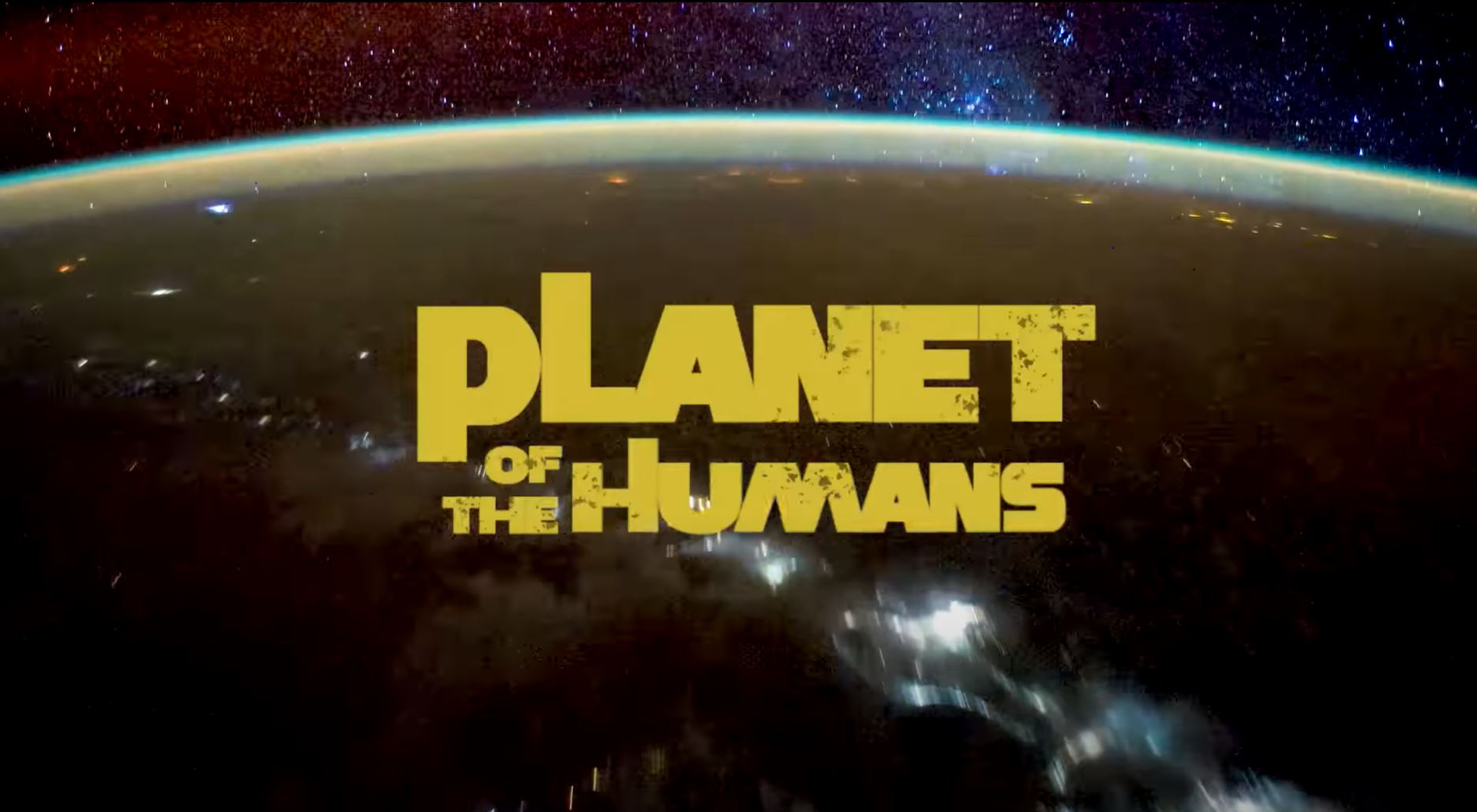 Still from Planet of the Humans (2019)