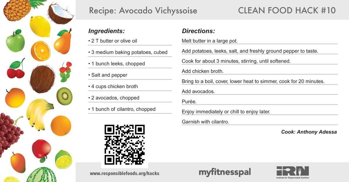 Recipe 10