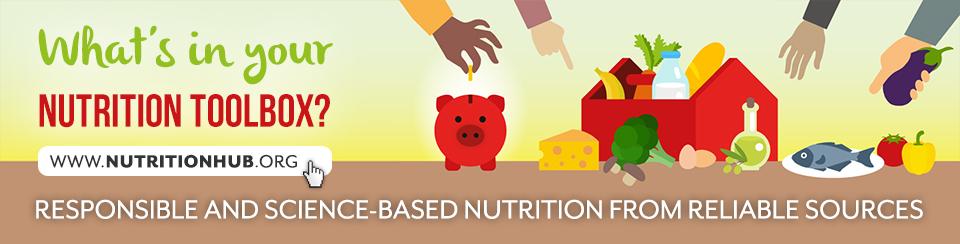 Nutrition Hub Banner