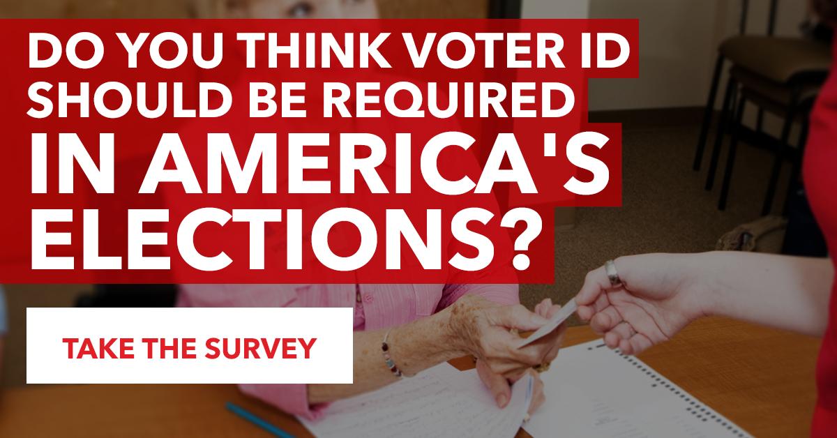 Voter ID Survey