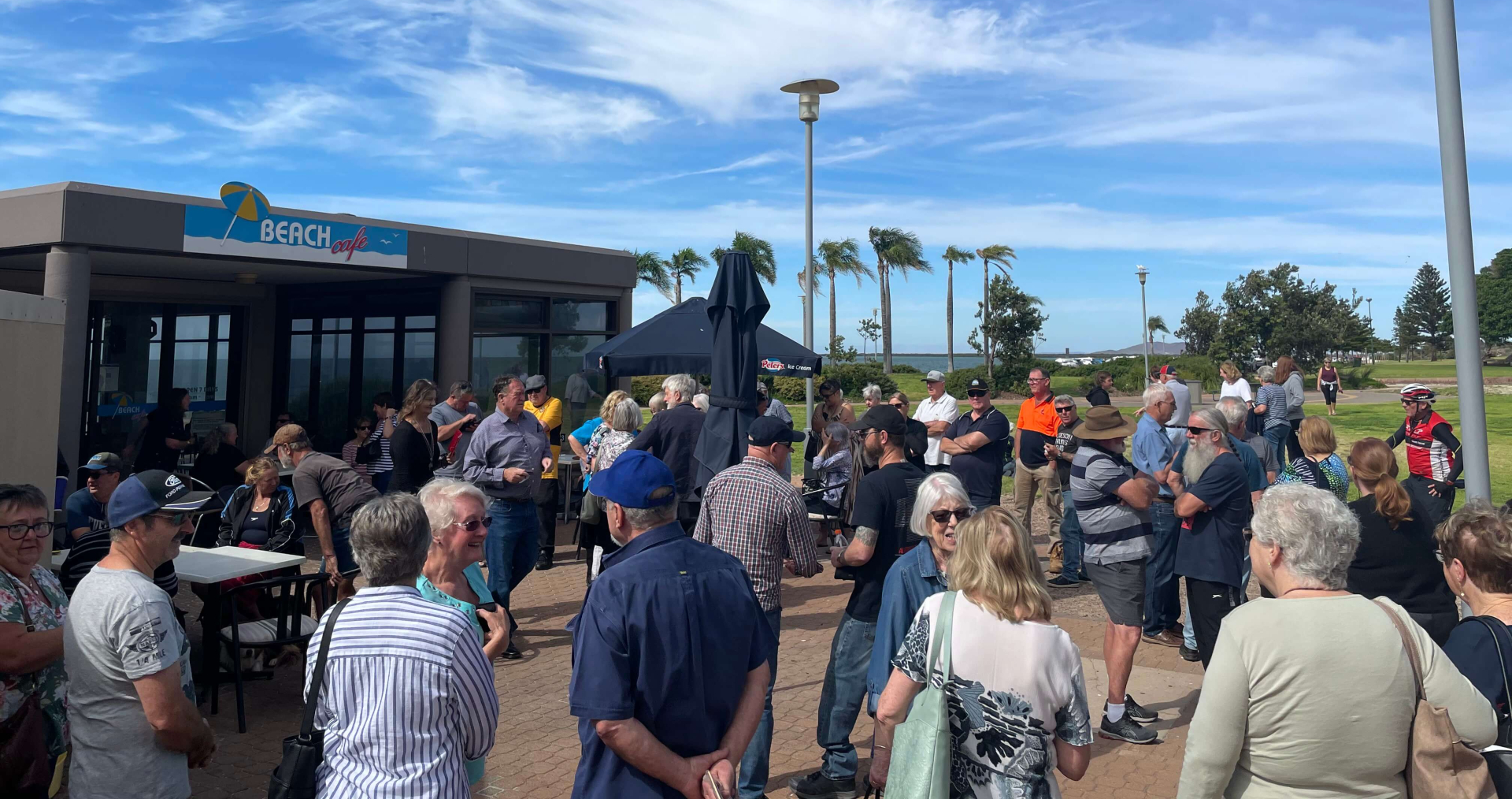 Yes, we must save Whyalla's Beach Café