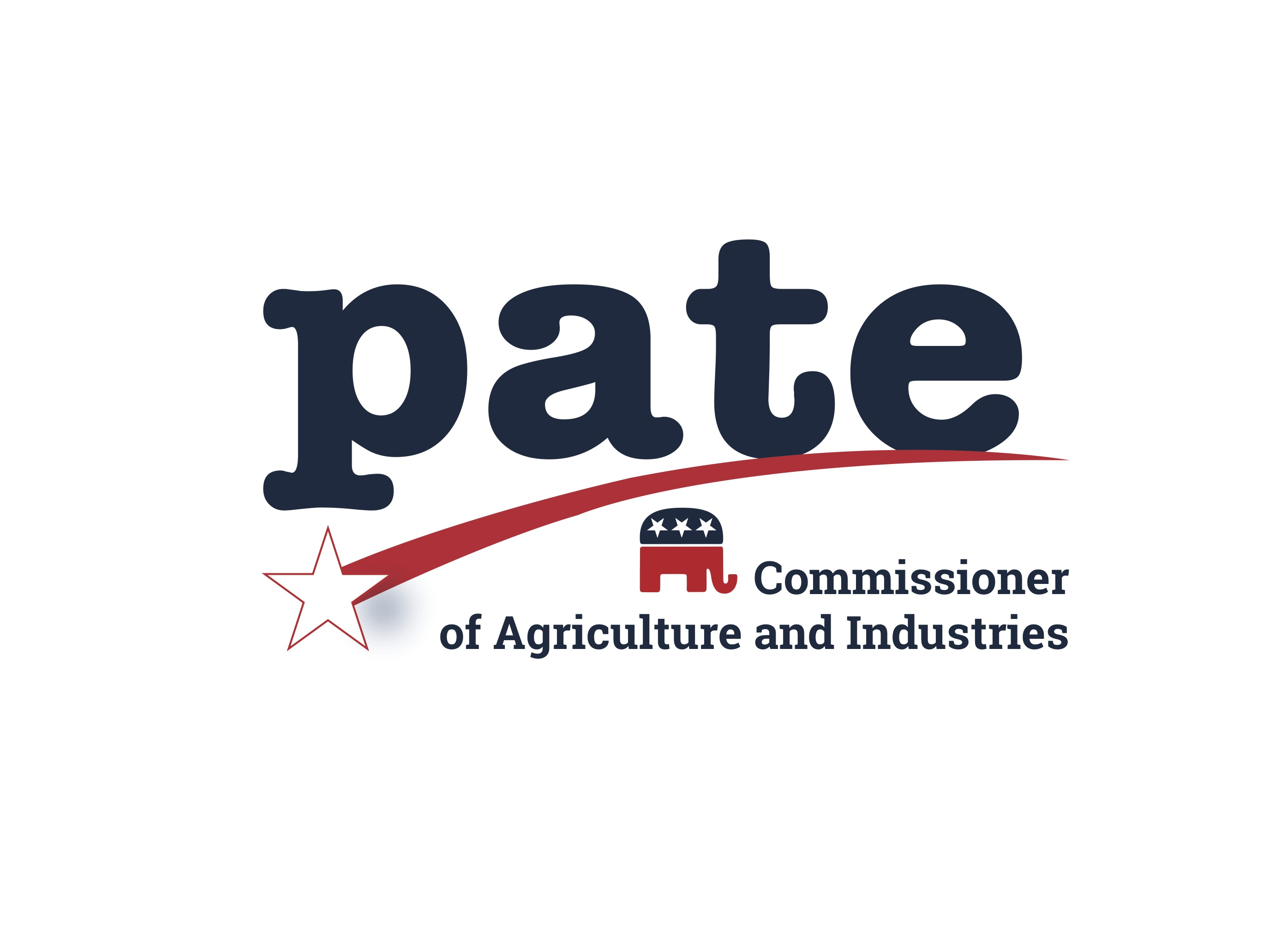 Rick Pate for Commissioner of Agriculture and Industries