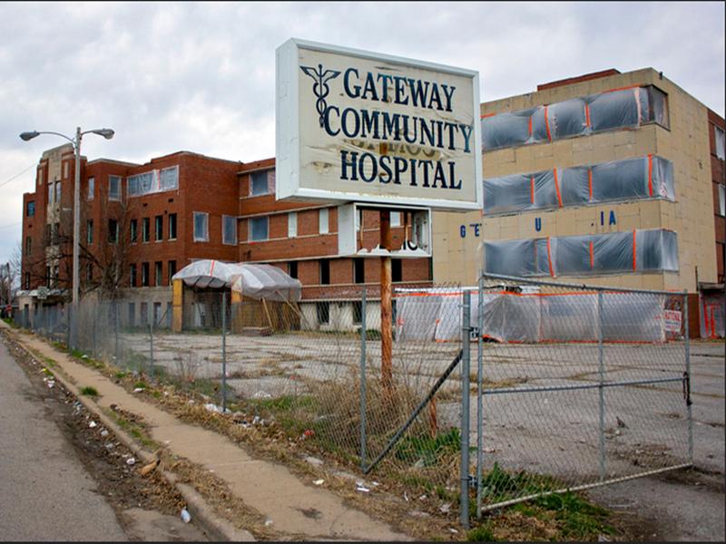 Hospital Closed