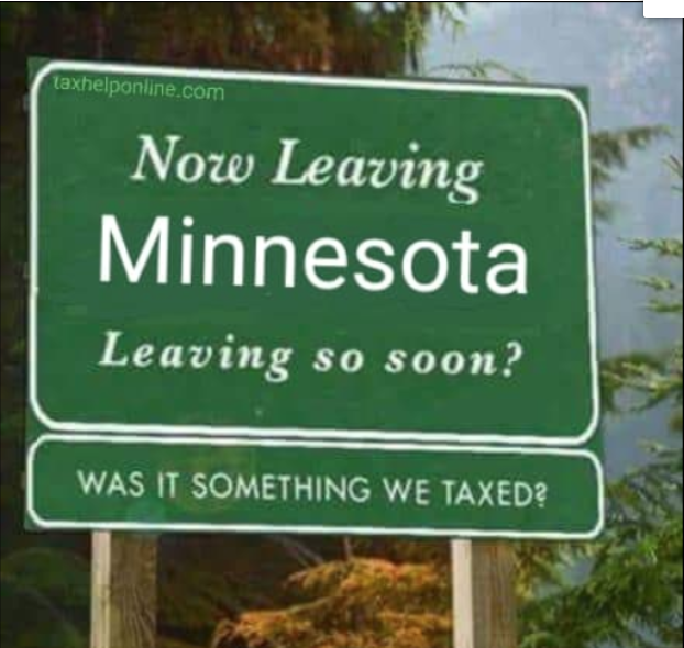Leaving Minneapolis