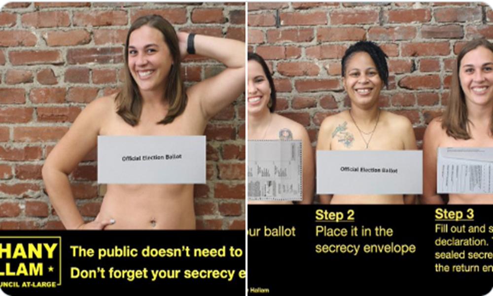 Pennsylvania Naked Ballots