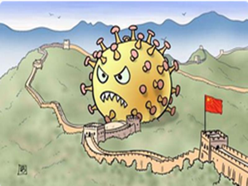 Coronavirus Made in China
