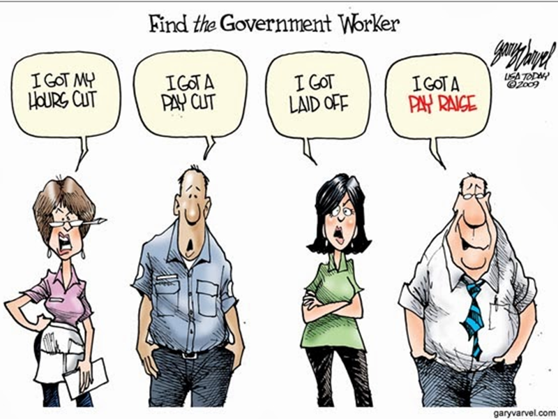 Government Workers
