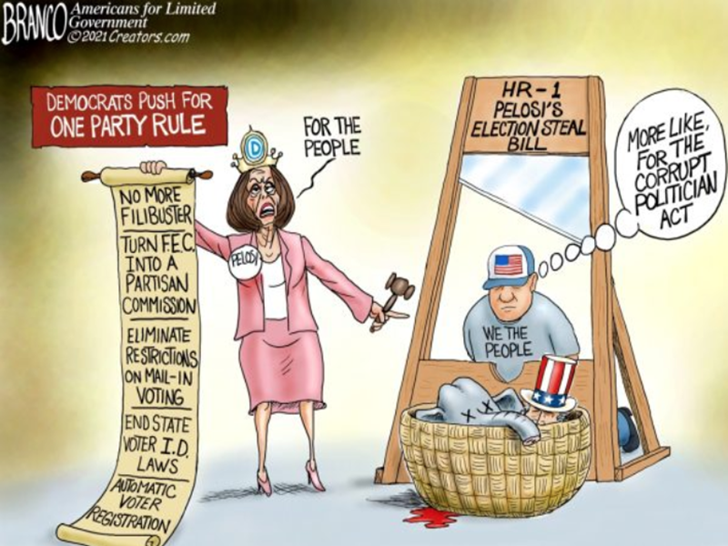 Branco Cartoon
