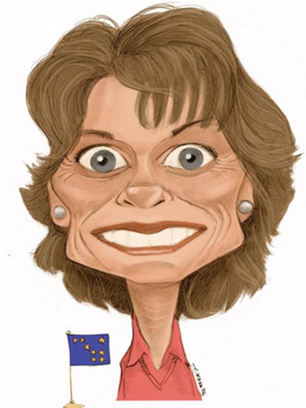 Lisa Murkowski Cartoon