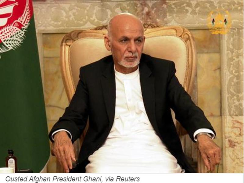 President Ashraf Ghani