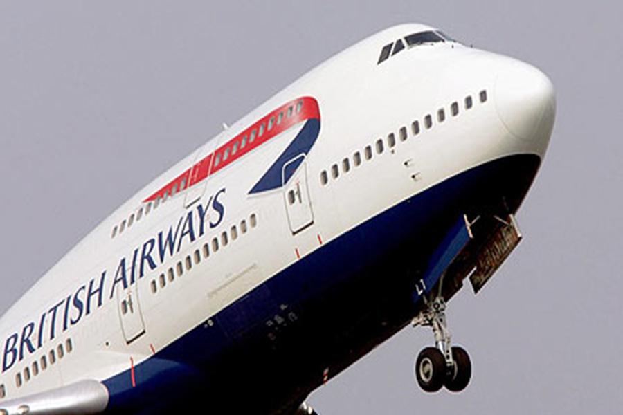 British Airways cancels flights to China