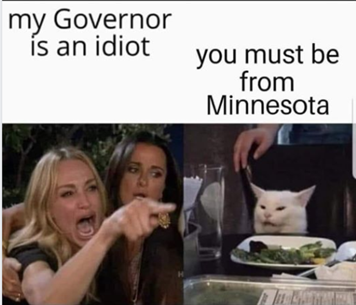 My Governor is an idiot