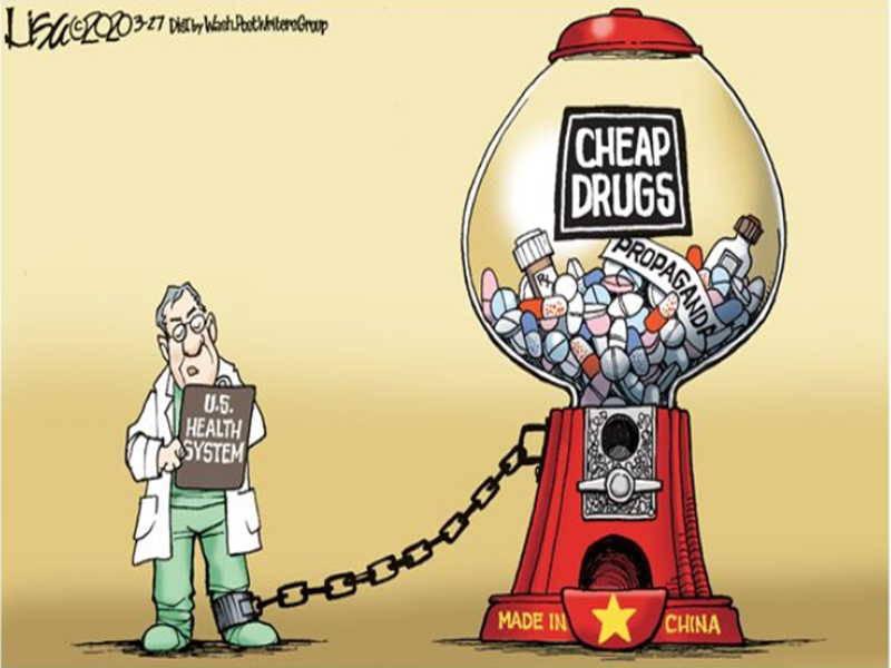 Drugs from China