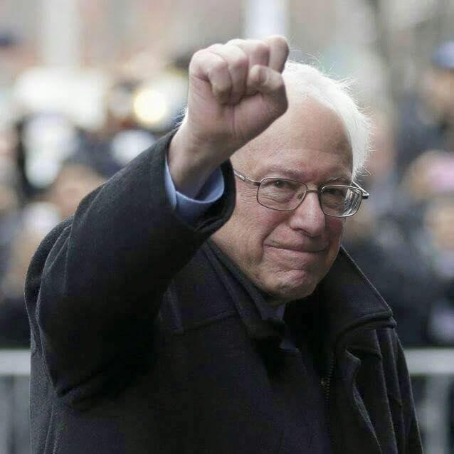 Bernie is Yuge!