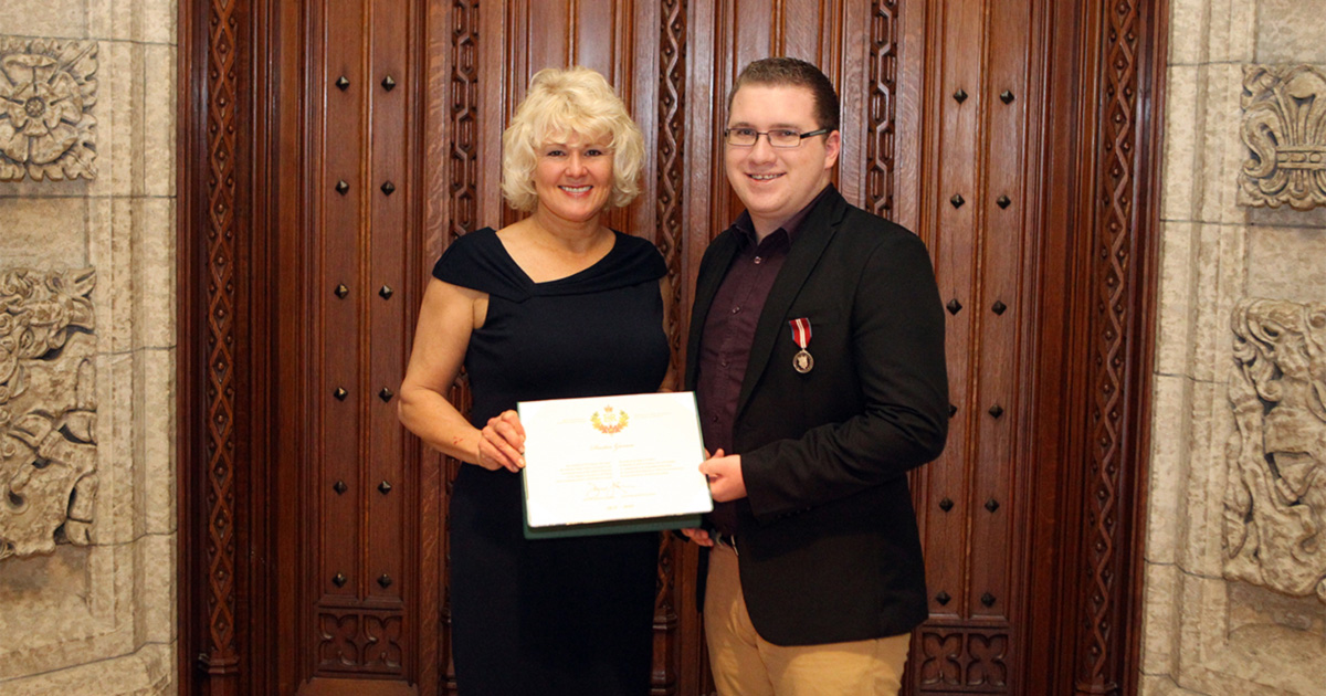 MP-Gallant-presenting-Diamond-Jubilee-Medal-to-Dustin-Garron-1200