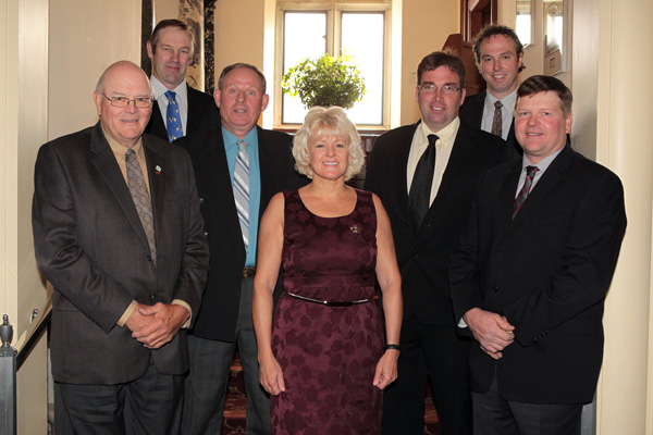 MP Gallant welcomes local farm leaders to Parliament Hill for CETA Discussion