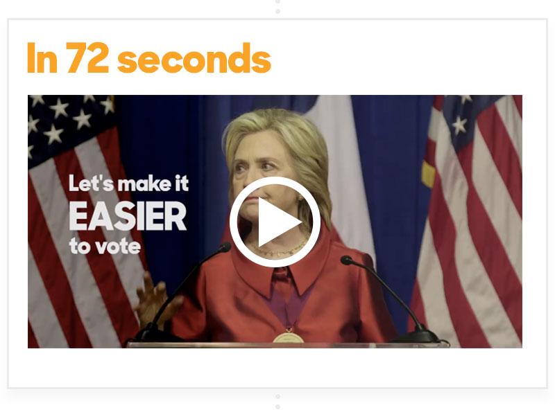 Hillary Video