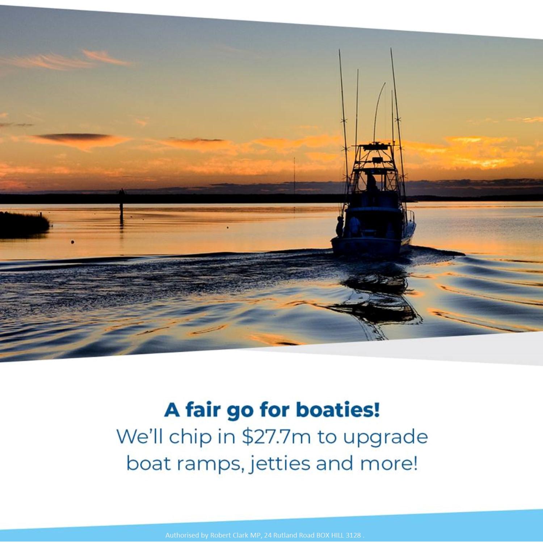 A fair go for boaties