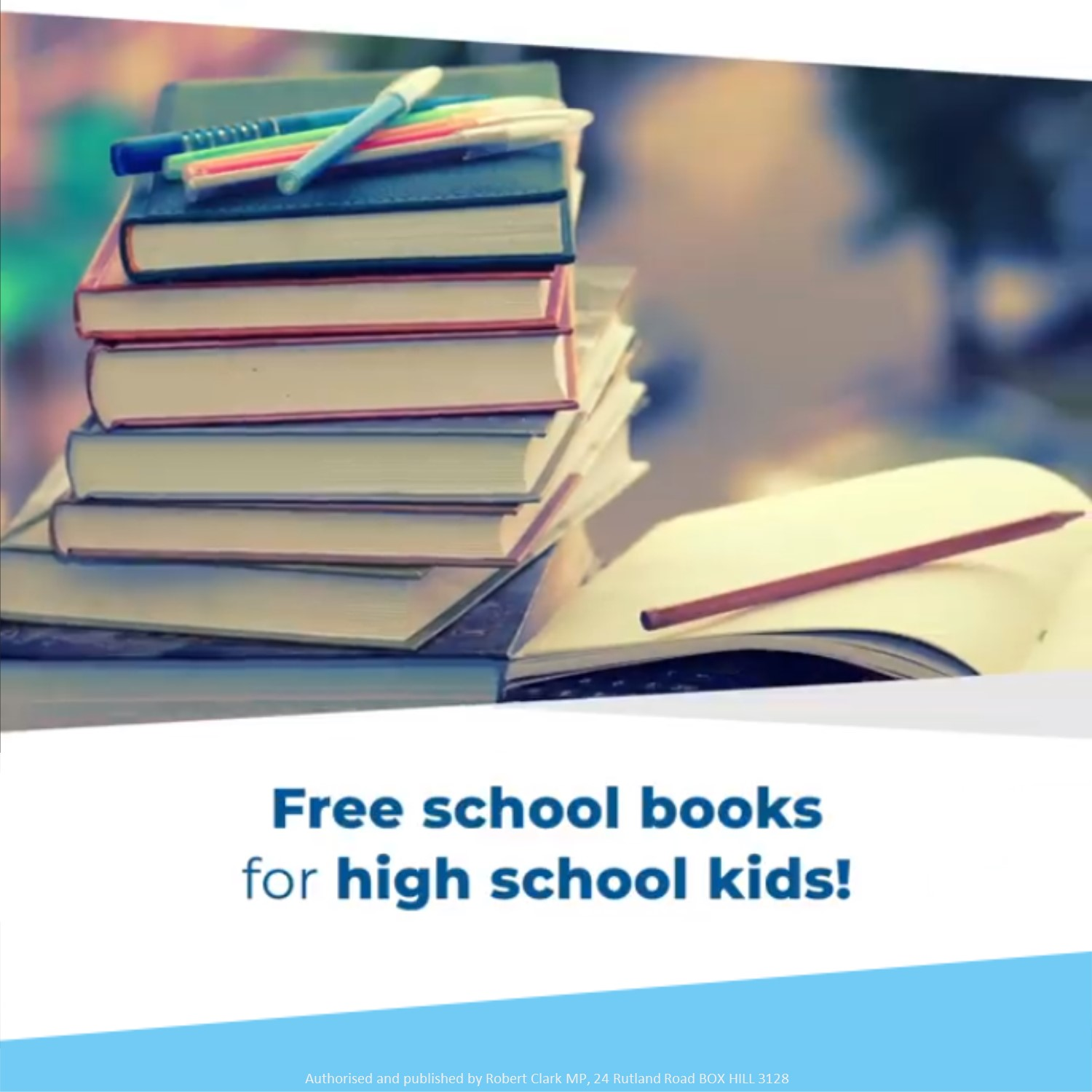 Free school books for high school kids
