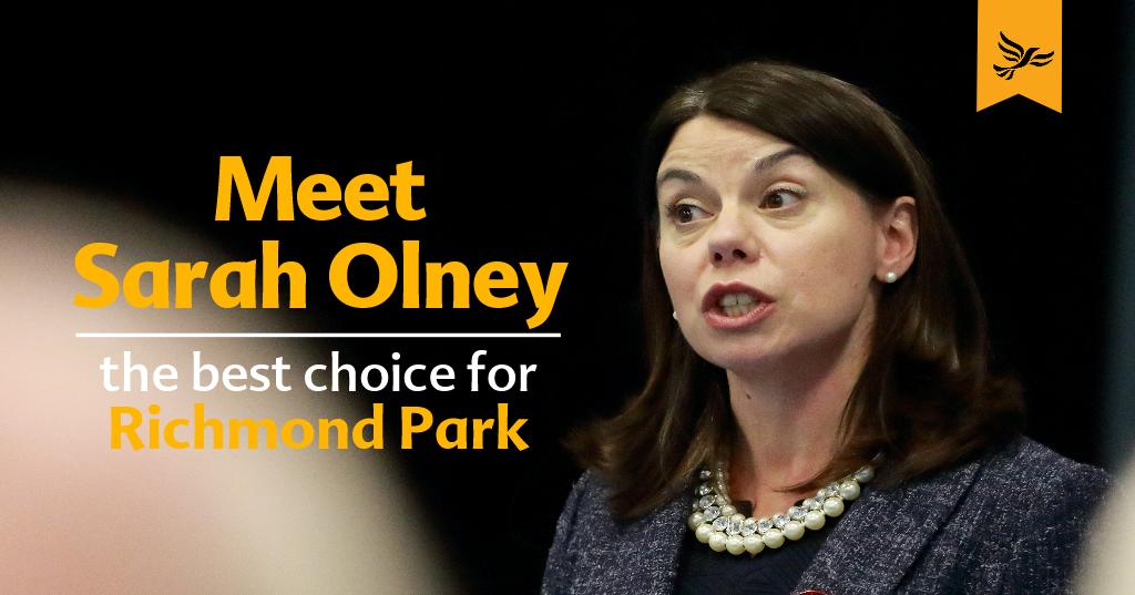 Meet Sarah Olney